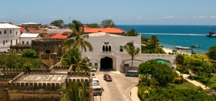 Zanzibar best places to visit - menu tab image