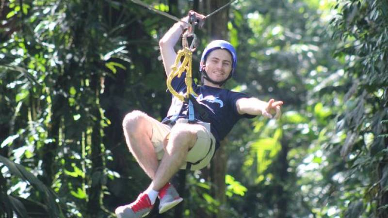 Arenal Canopy and Horseback Riding Adventure