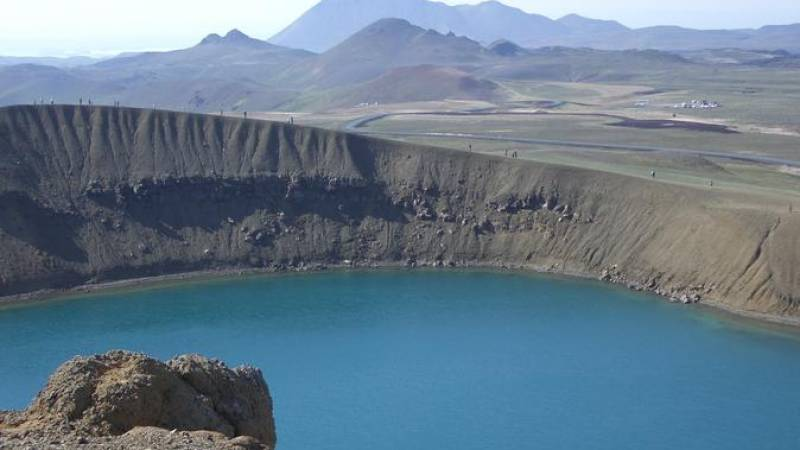Diamond Circle, Waterfalls and Amazing Landscapes from Akureyri (Max 6 in jeep)