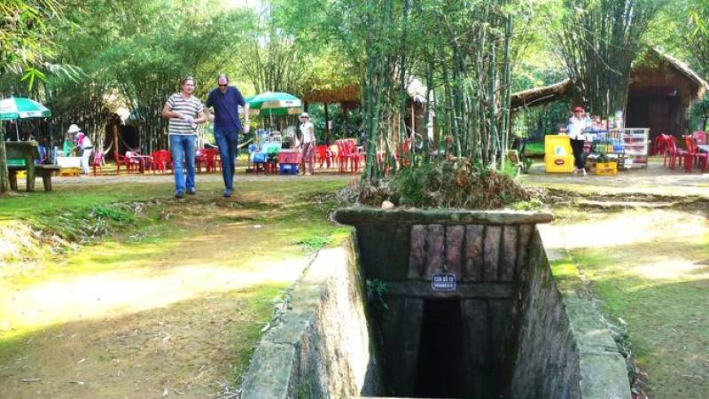 DMZ and Historical Sites Tour from Hue