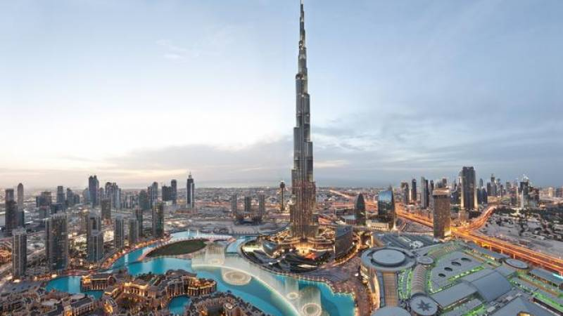Dubai Top Five Attractions Tour Including Admission Tickets and Buffet Dinner
