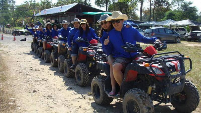 Full-Day Adventure in Nakhon Nayok from Bangkok including Lunch