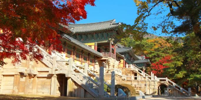 Bulguksa Temple | Gyeongju | South Korea