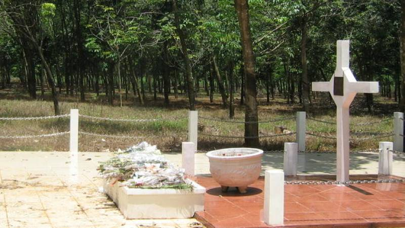 Long Tan Battlefield full day private tour from Ho Chi Minh City