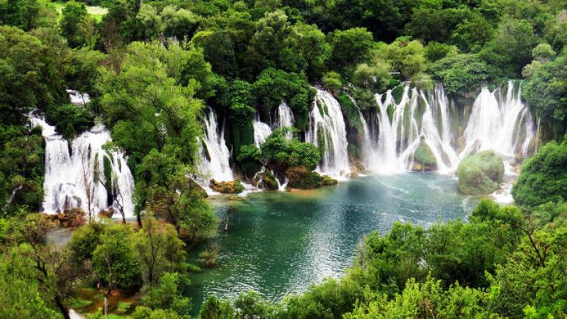 Mostar and Kravice Waterfalls Small-Group with Turkish House Included