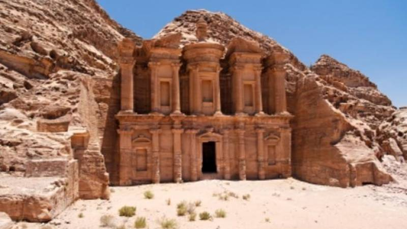 Petra Day Trip from Tel Aviv with flights - UNESCO World Heritage Site