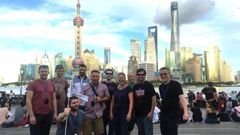 Private Full-Day Tour: Incredible Shanghai Highlights