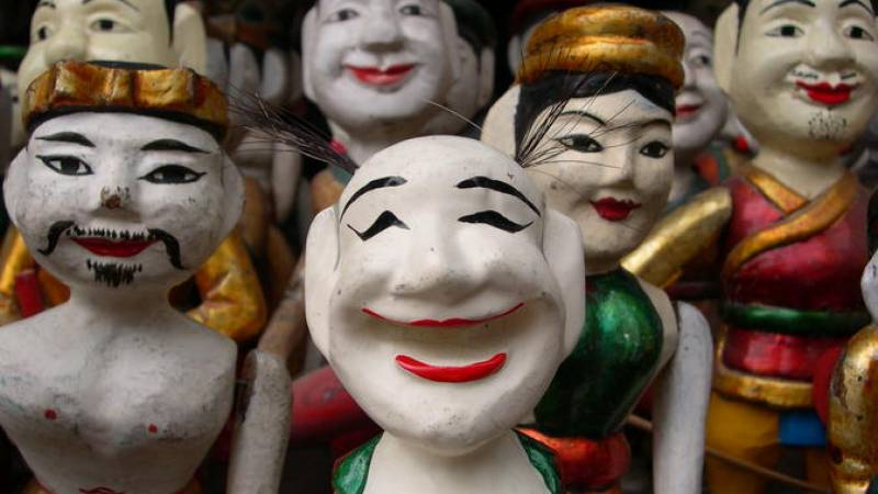 Evening Tour In Ho Chi Minh City With Water Puppet Show And Dinner Cruise