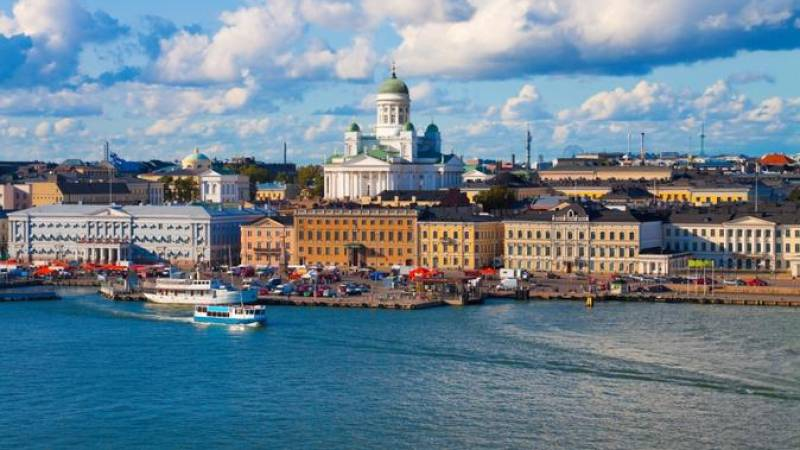 Shore Excursion: Best of Helsinki Panoramic Group Tour