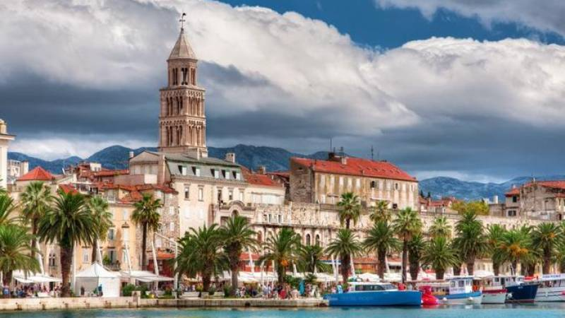 Split and Trogir Half Day Tour from Split