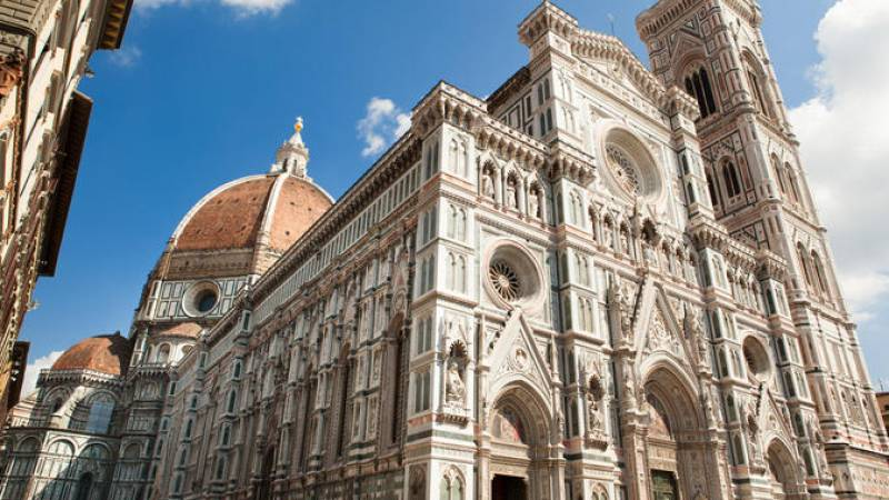 The Duomo Complex and Its Hidden Terraces